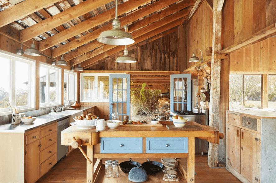 estilo-decoración-granja